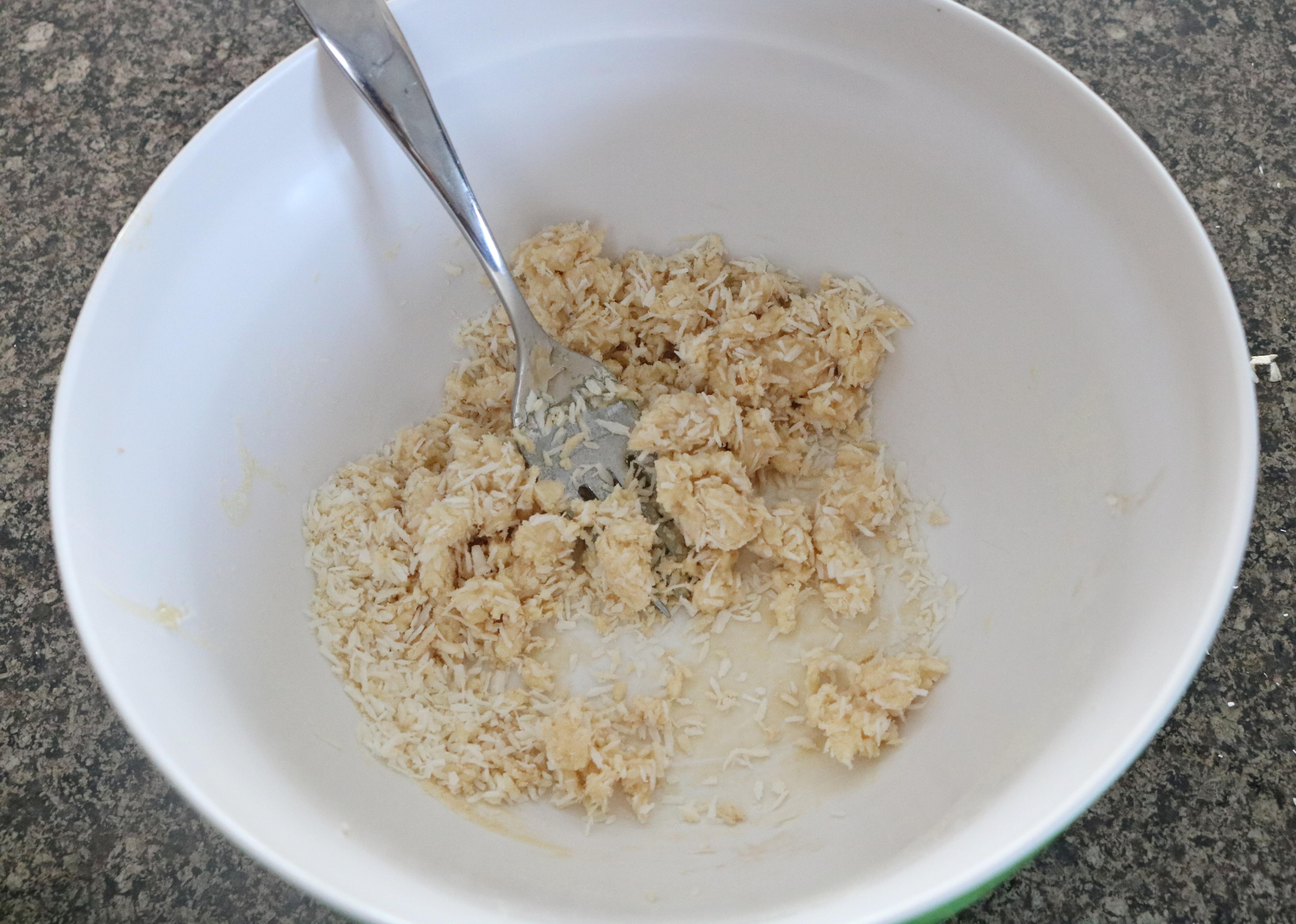 How to make Coconut Vanilla Energy Bites