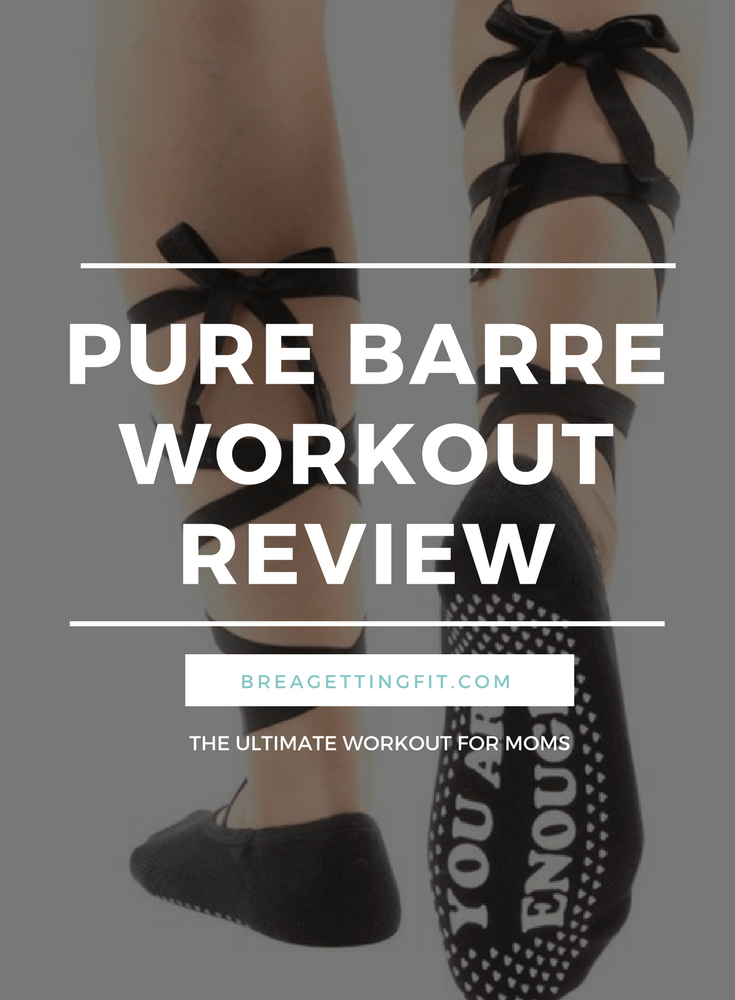 Pure Barre Ballet Barre Workout Review
