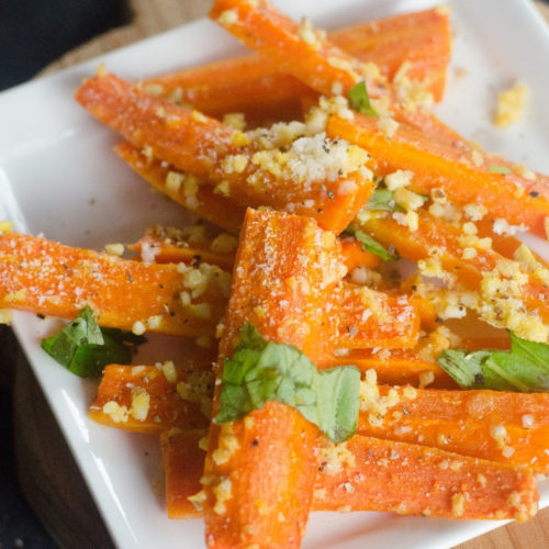 Roasted Carrot Recipe