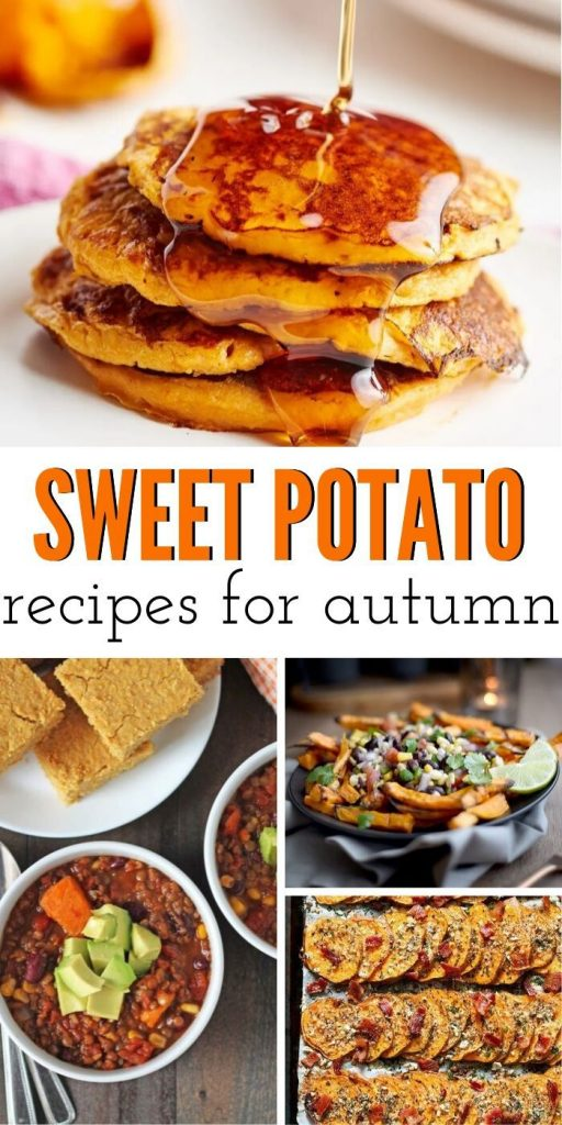 Each one of these healthy sweet potato recipes are perfect for autumn. They are flavorful, simple to make and perfect for holidays. Try them all!