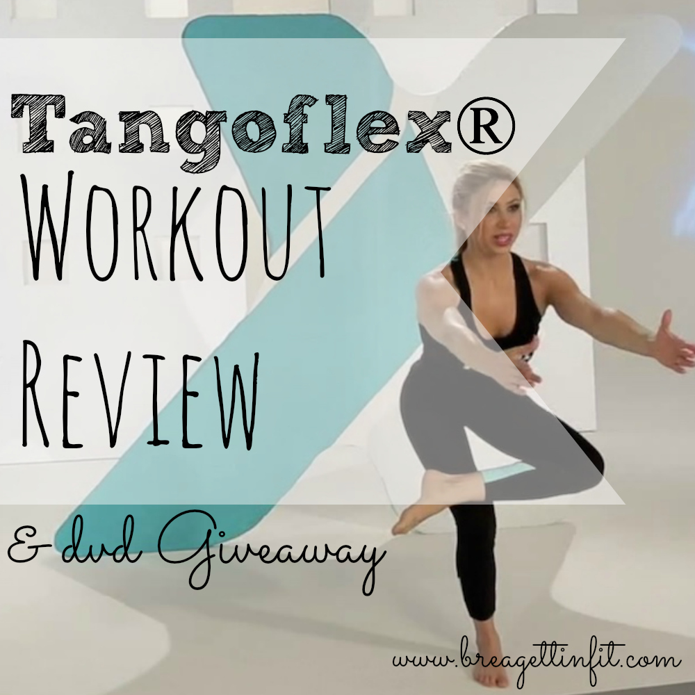 Tangflex workout review and giveaway