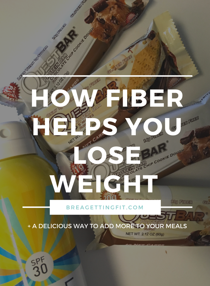 The Fiber Flush Effect - How fiber helps you lose weight