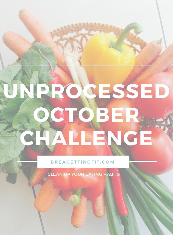 Unprocessed October