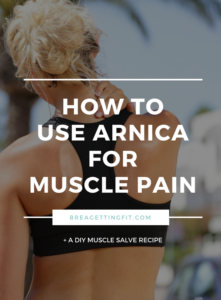 Using Arnica Oil for Bruising and Muscle Recovery