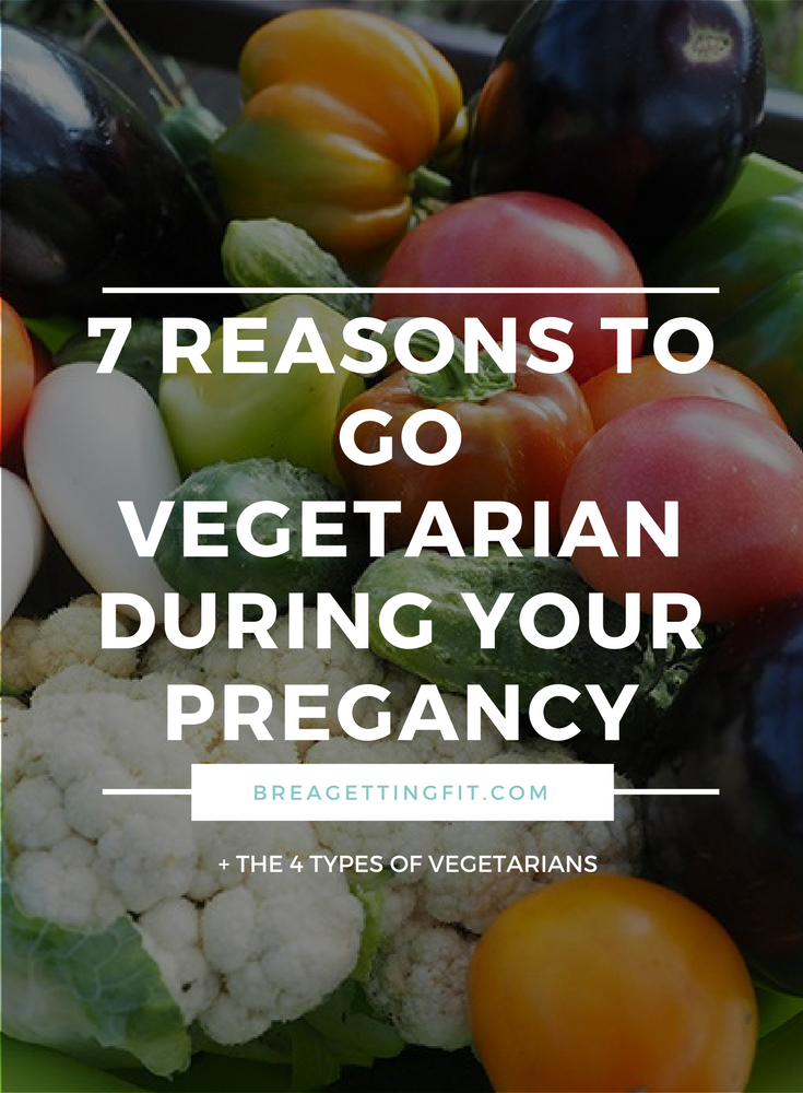 Benefits of a Vegetarian Pregnancy
