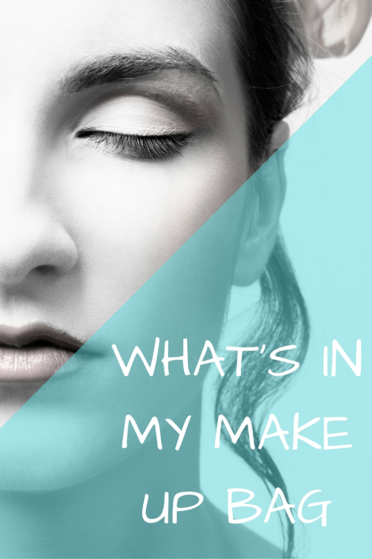 Want to know what's in my make up bag-