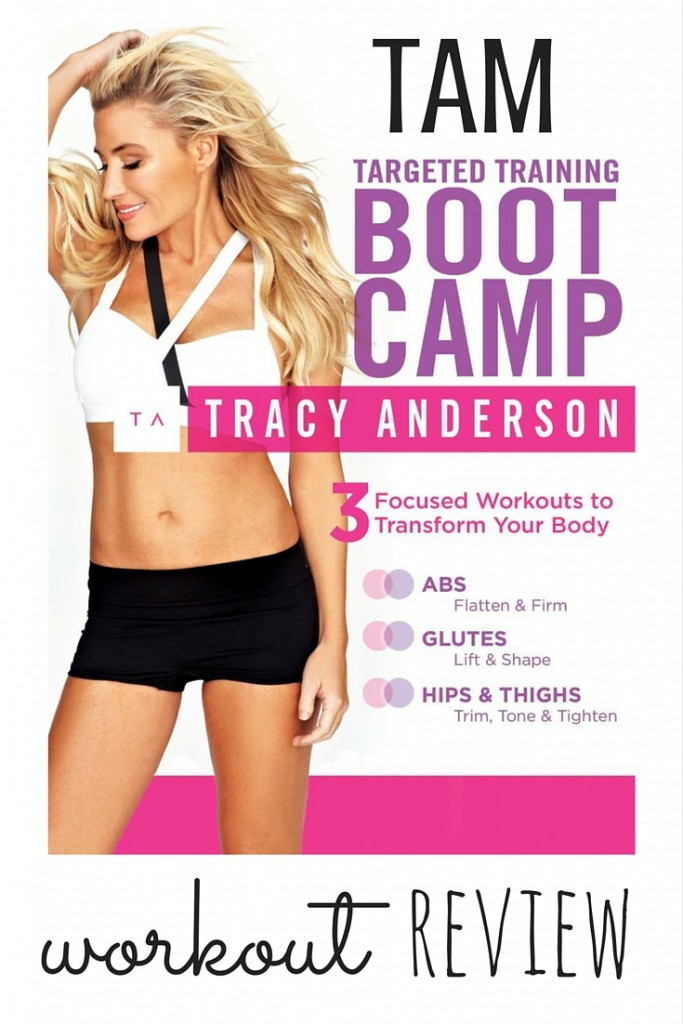 Wanting a new workout? I can help! Here's my Tracy Anderson Boot Camp Workout Review