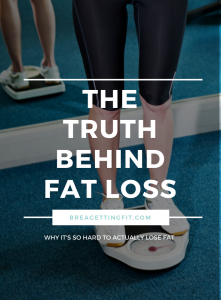 Why Is It So Hard To Lose Fat-