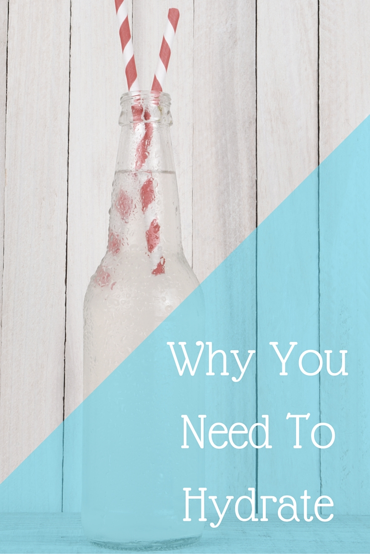 Why You Need To Hydrate
