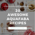 Easy Aquafaba Recipes