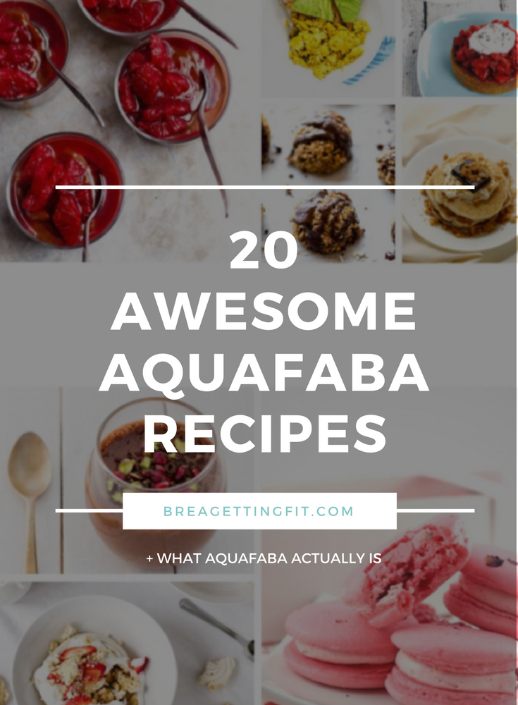Easy Aquafaba Recipes