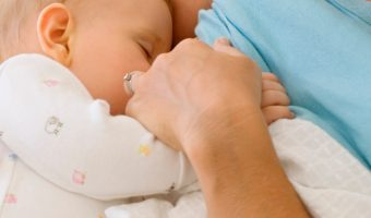 baby allergic to breastmilk