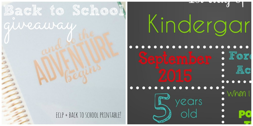 Want to win some awesome items for YOURSELF just in time for school?