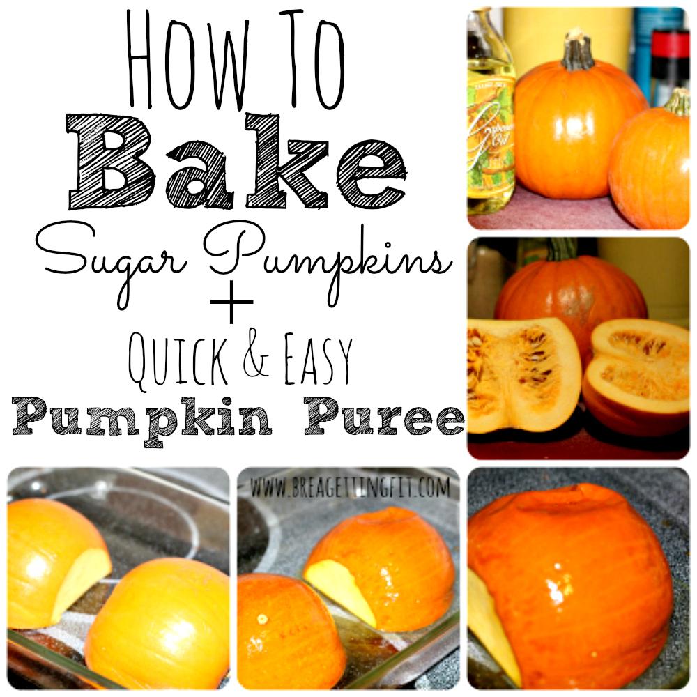 bake a pumpkin