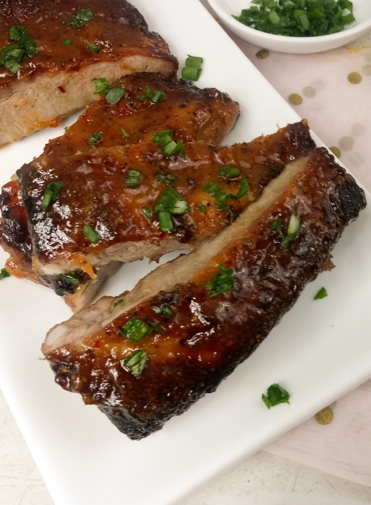 The Best Oven Baked Ribs
