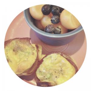 basic omelette cups