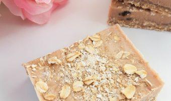 cinnamon oatmeal soap bar