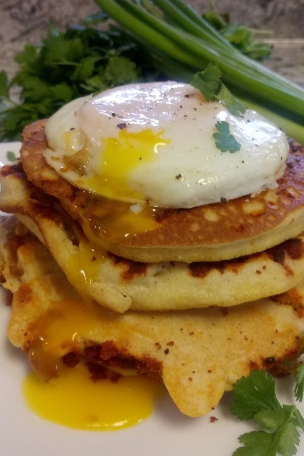 corn cake pancake recipe