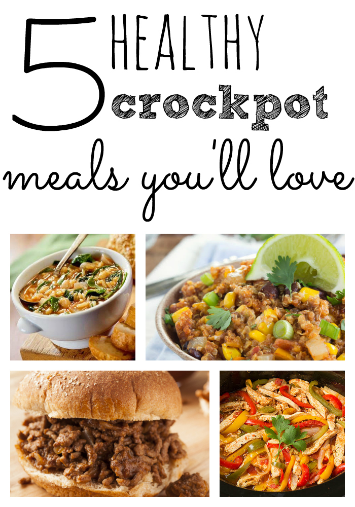Looking for something delicious that takes no time? Try these easy crockpot meals! Healthy Crockpot Meals You Will Love