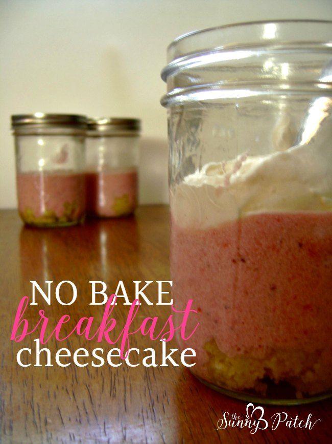 breakfast cheesecake Trim Healthy Mama Recipes