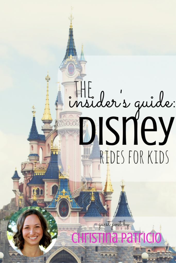 Are you headed to Disney? Find out which Disney rides are appropriate for young kids!