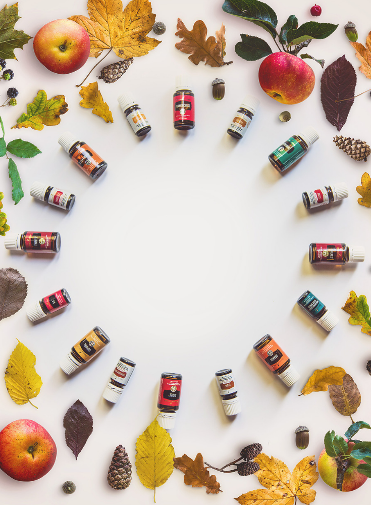 easy Fall Essential Oil Blends