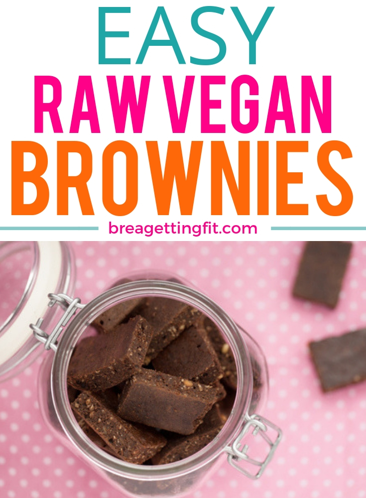 Super easy vegan brownies - Delicious vegan recipe!