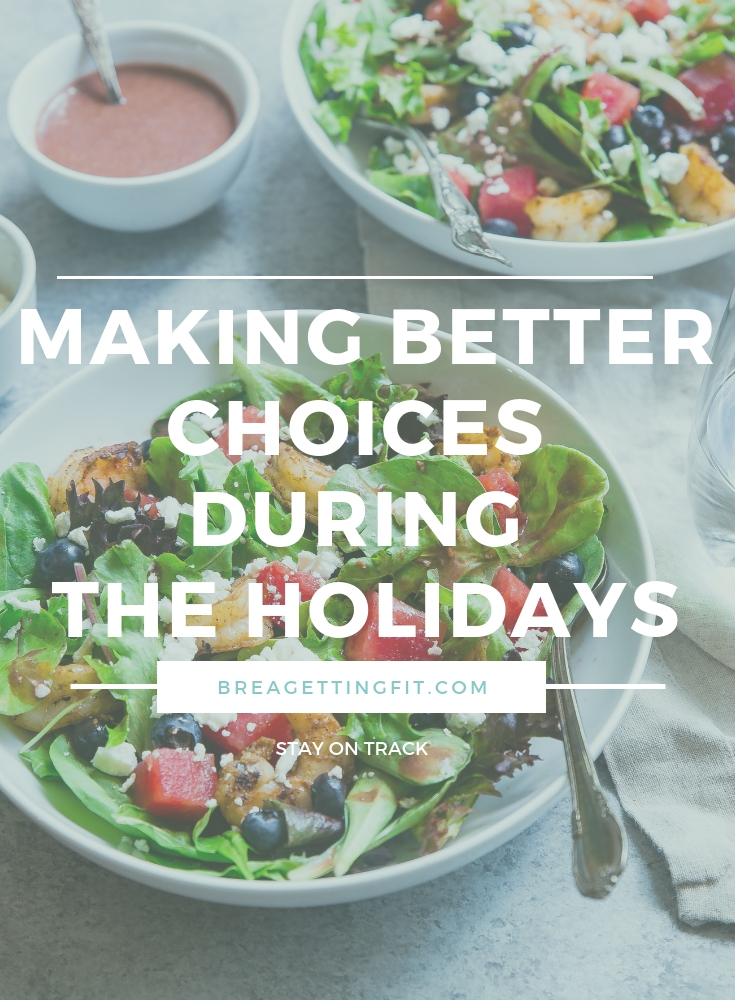 eat better during holidays