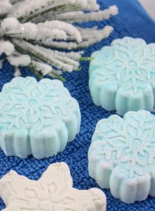 essential oil shower steamers
