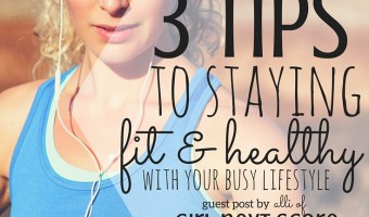 So you want to get fit? It's possible...even if you have NO time. Everyone has 15 minutes. EVERYONE. Find out how you can squeeze a quality workout in every day!
