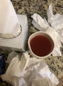 flu treatment at home