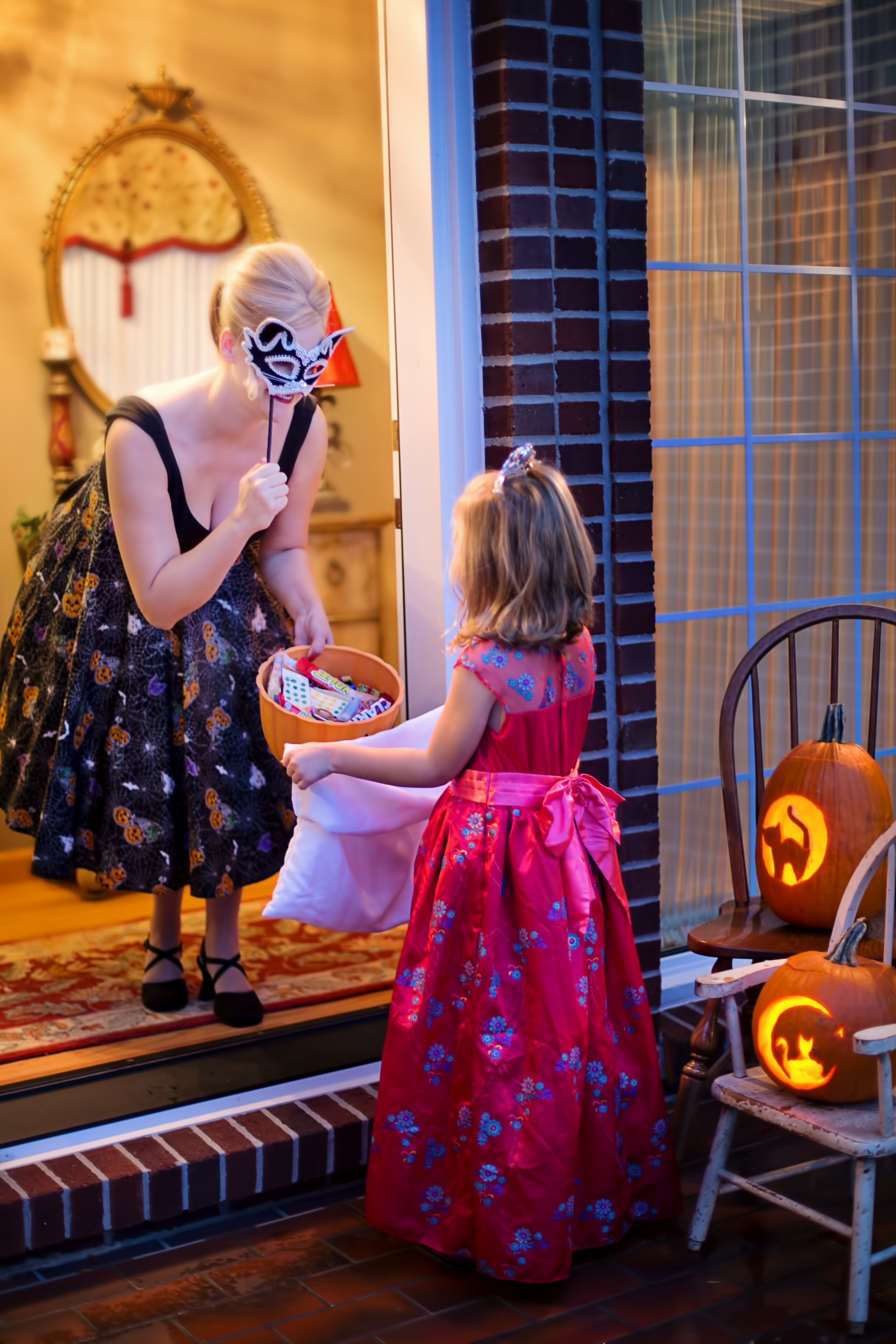 Spooky Halloween Essential Oil Blends For Kids
