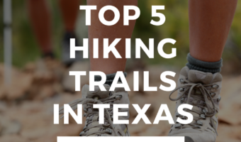 hiking trails in texas