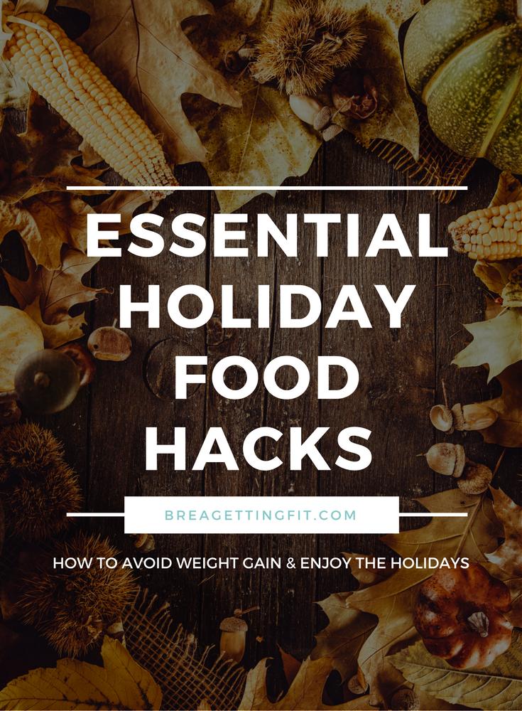 holiday food hacks