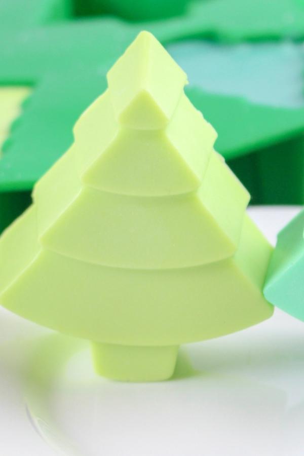 homemade Christmas soap recipe