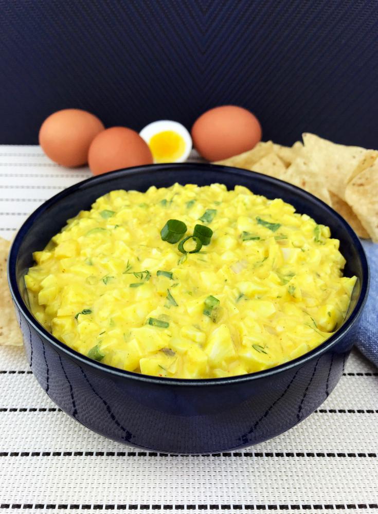 homemade healthy egg salad recipe
