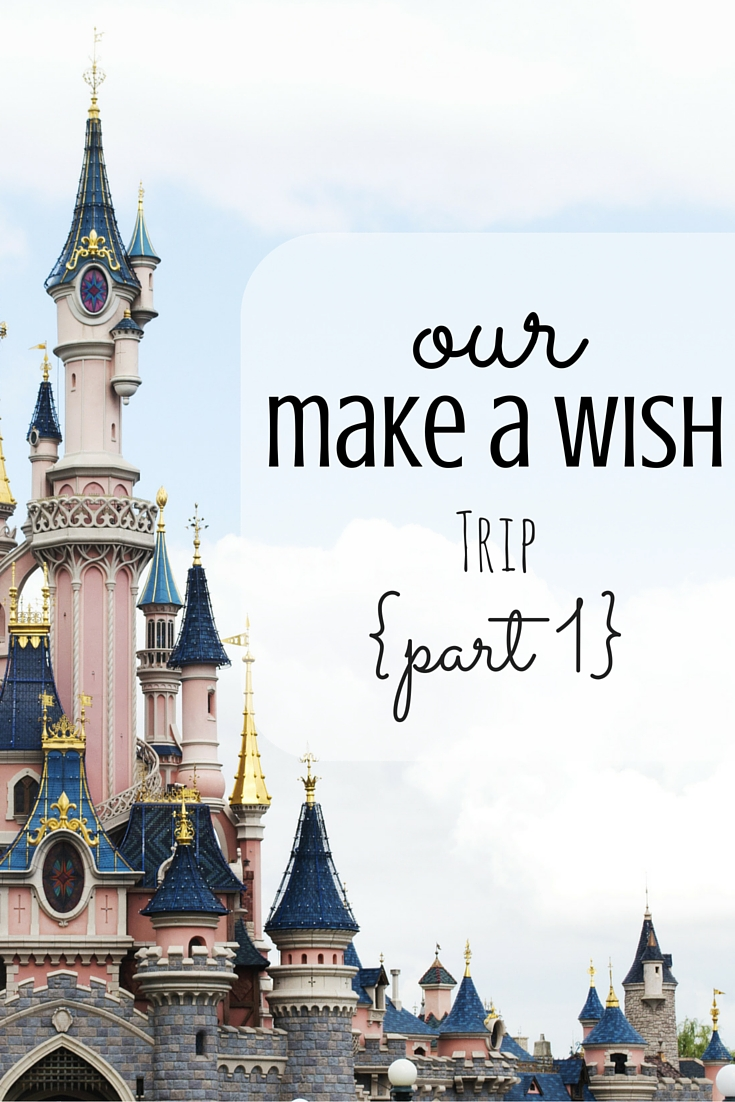 Planning to visit Disney soon? Or maybe you just found out that you're getting your Wish! Find out what we did on our make a wish trip!