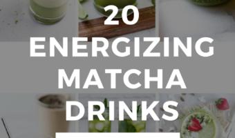 Energizing Matcha Drink Recipes