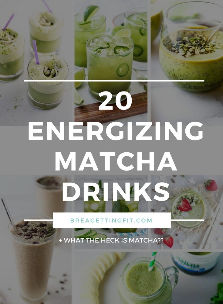 Energizing Matcha Drink Recipes