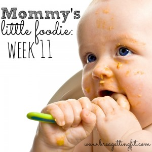 mommy's little foodie week 11: prunes