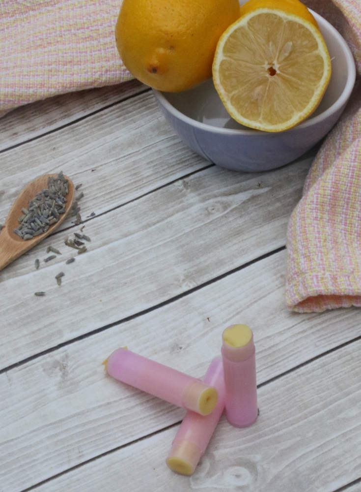 natural lip balm recipe