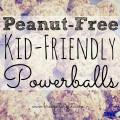 Peanut-free powerballs