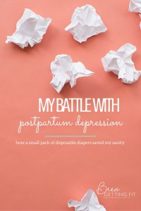 Are you struggling with postpartum depression? You need to read this.