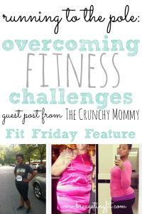 Have you ever thought about changing up your fitness routine? Find out how this mama lost 60 pounds!