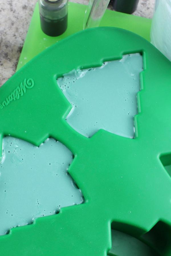 shea butter diy soap