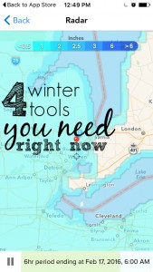 Winter Tools You Need Right Now