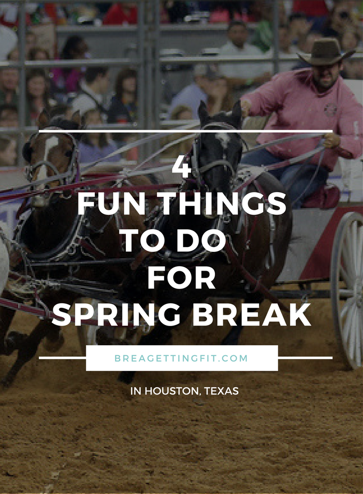 spring break houston
