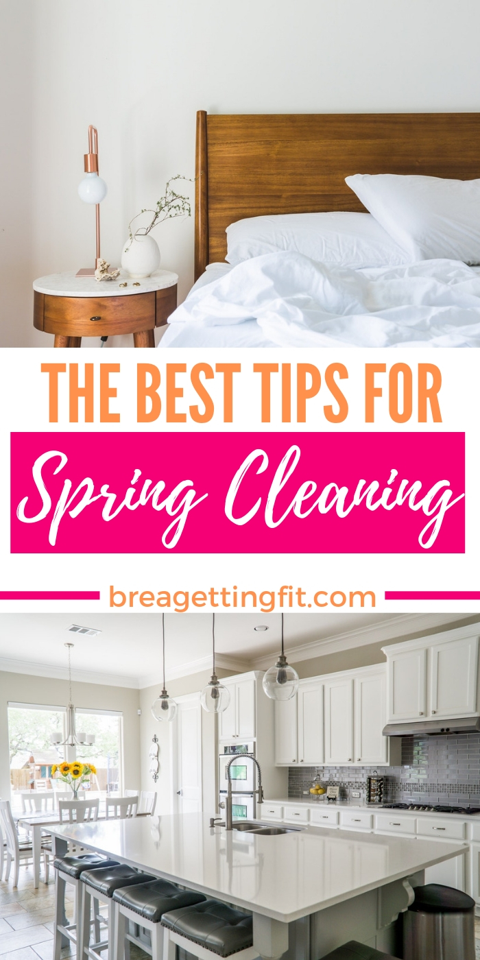 The best tips for spring cleaning