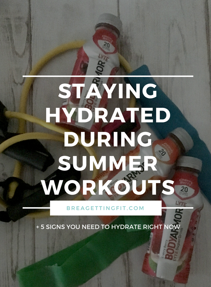 summer workouts