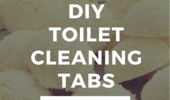 How to Make Your Own All Natural Cleaning Tablets